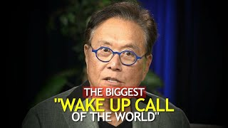 It's HAPPENING Right Now | Be Prepared For The TRUTH | Robert Kiyosaki