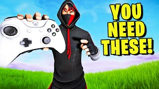 Fortnite Controller HACKS!