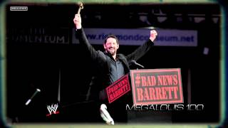 "Wade Barrett (Bad News Barrett) 17th WWE Theme Song - ""Rebel Son"" (Intro Cut) With Download Link"