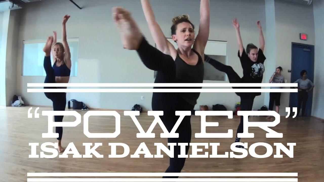 Power Isak Danielson Choreography by Derek Mitchell