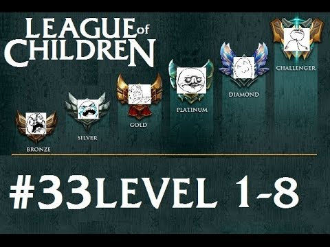 league of legends what level to play normal