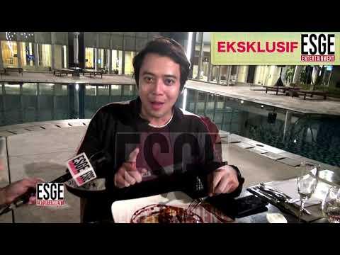 EKSKLUSIF!! KRISS HATTA NIKMATI DINNER PASCA BEBAS