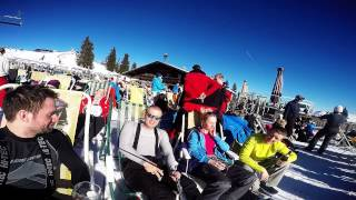 Best of skiing EVER ALPS 2015 - GoPro (Extended version)