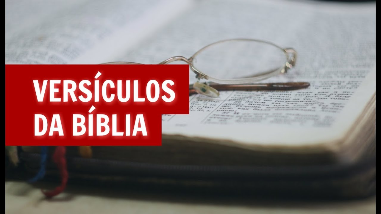 Versículos Da Bíblia