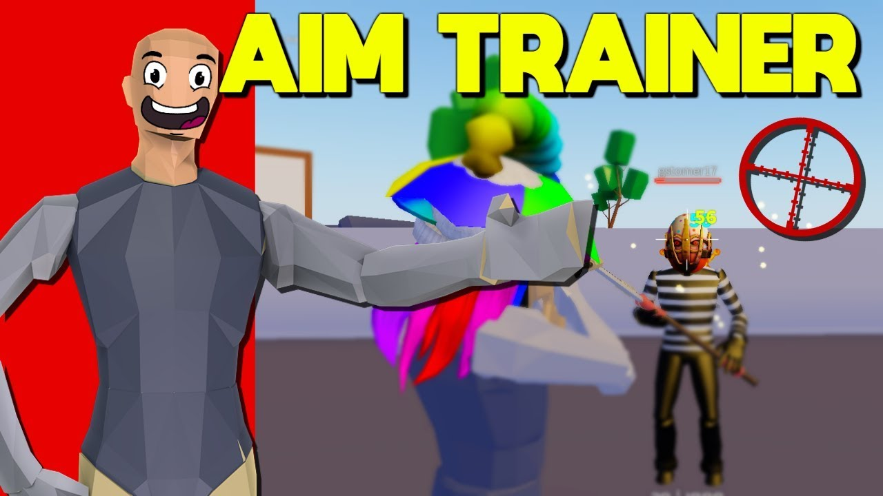FREE AIM PRACTICE FOR Strucid...*NO DOWNLOAD* - YouTube