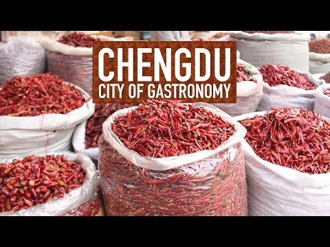 Spicy Beef (& Sichuan Chili Peppers) // Chengdu: City of Gastronomy 30