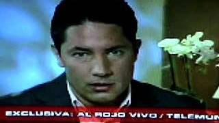Fernando del Rincon rompe el silencio