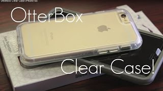 the best clear case for iphone otterbox symmetry clear case iphone 6s 6 demo review