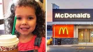 4 Year Old's Rushes Out Of McDonalds Bathroom Crying – Then Mom Sees Something On Her Leg