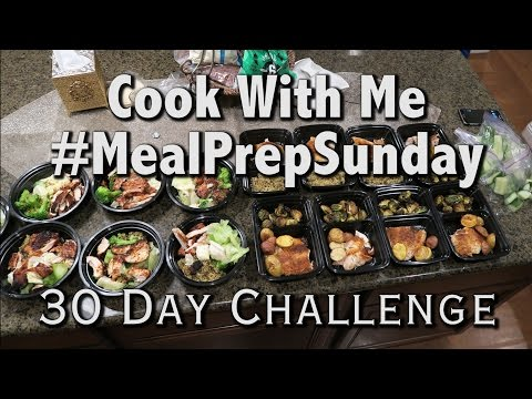Creating my meal plan & unboxing new food containers|30 Day Challenge Vlog #2|#ShanaEmily