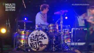 The Black Keys - I Got Mine (Lollapalooza Brasil 2013)