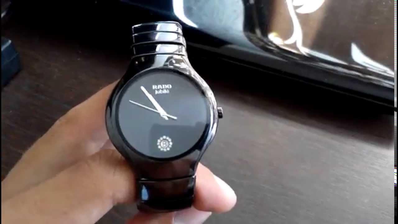 Rado Sintra Jubile Women's Watch Ref: R13780702 - YouTube