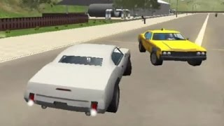 CARS THIEF - GTA CLONE