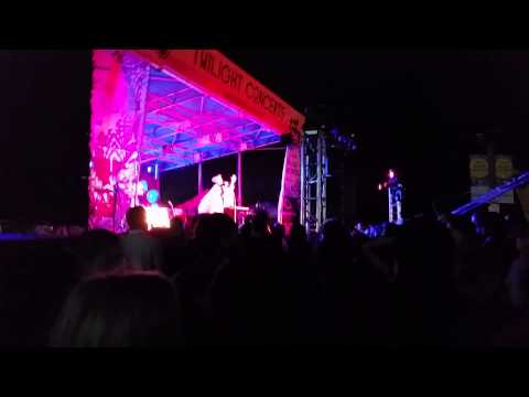 Yuna - Lights & Camera Live - Santa Monica Pier