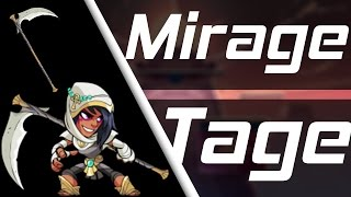 Brawlhalla Montage | MirageTage 0-To-Death Combos and Sick Plays!