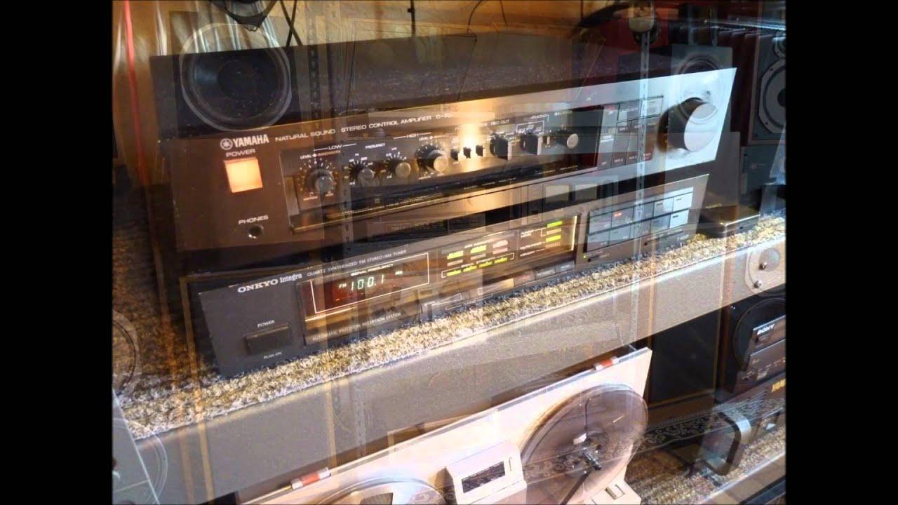Vintage audio museum
