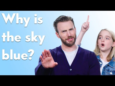 Chris Evans Answers Kids' Questions About The Universe | Vanity Fair