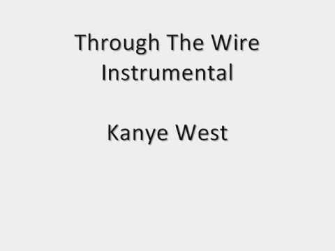 Kanye West - Through The Wire Instrumental - Remake