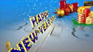 Advance Happy new year friends