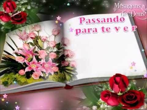 Lindas Flores De Bom Dia Youtube