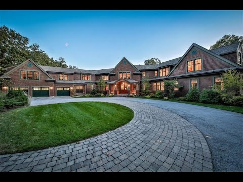 Family Centric Architectural Masterpiece in Topsfield, Massachusetts