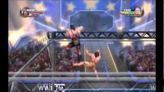WWE All Stars- Fantasy Warfare- Ruthless Aggression- Jimmy Snuka Vs Kane