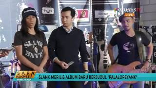 "Video Mengapa Album Baru Slank Berjudul ""Palalopeyank""? download MP3, 3GP, MP4, WEBM, AVI, FLV Desember 2017"