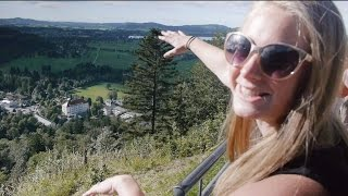Autobahn to Epic Neuschwanstein! - Travel Germany vlog 180(And finally, the castle you've all been waiting for. Neuschwanstein Castle! The fairytale castle that Disney got his inspiration from. This place is impressive., 2016-08-24T12:00:04.000Z)