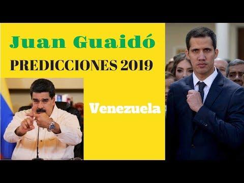JUAN GUAIDÓ PREDICCIONES 2019 | TAROT
