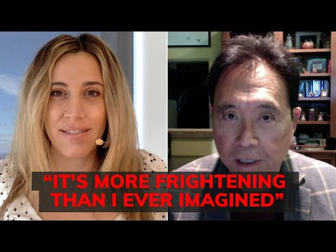 """Robert Kiyosaki says self-isolation is making people realize they got """"screwed"""" by system"""