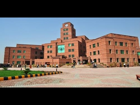 University of Central Punjab (UCP) Lahore - Official