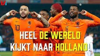 Alle Ogen In De Voetbalwereld Zijn Morgen Gericht Op Nederland En Duitsland!
