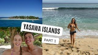 Yasawa Islands Fiji Vlog | Solo Travel
