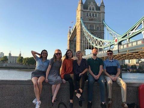 London International Experience Program, University of Cincinnati