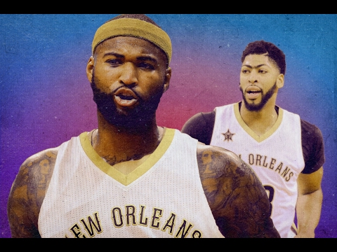 DeMarcus Cousins and Anthony Davis can they beat the Warriors?