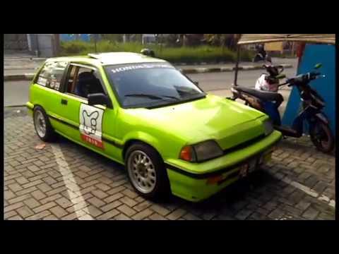 Honda Civic Wonder Batavia - SB3 Indonesia Car Meetup