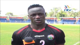 Kenya v DRC: Team resumes training in Machakos after Uganda draw