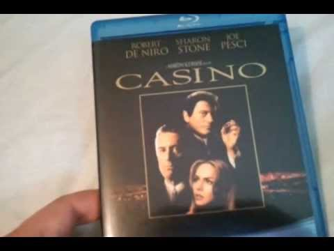 Casino (1995) - Blu Ray Review and Unboxing