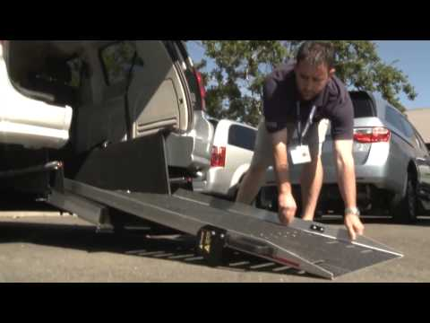 Destinations Mobility Wheelchair Accessible Vehicles Video-