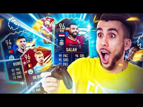 😱 3x SALAH 96 TOTS! LI ABBIAMO TROVATI TUTTI! PREMI WL FUT CHAMPIONS FIFA 21
