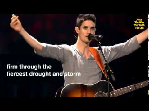 In Christ Alone...Great Christian Song Ever (Lyrics @CC)