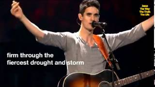 In Christ Alone...Great Christian Song Ever (Lyrics @CC) Video