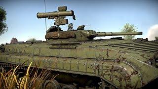 БМП-1П ПТУР 'Конкурс' | Лучший бой War Thunder #116