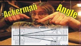 Two Seater Go Kart #7 ( Ackerman Angle )