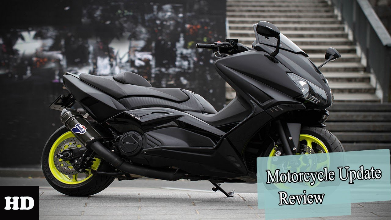 New Yamaha Tmax 2018 >> Hot News!! 2019 Yamaha T Max 530 SX Features Exclusive Edition - Review Look in HD - YouTube