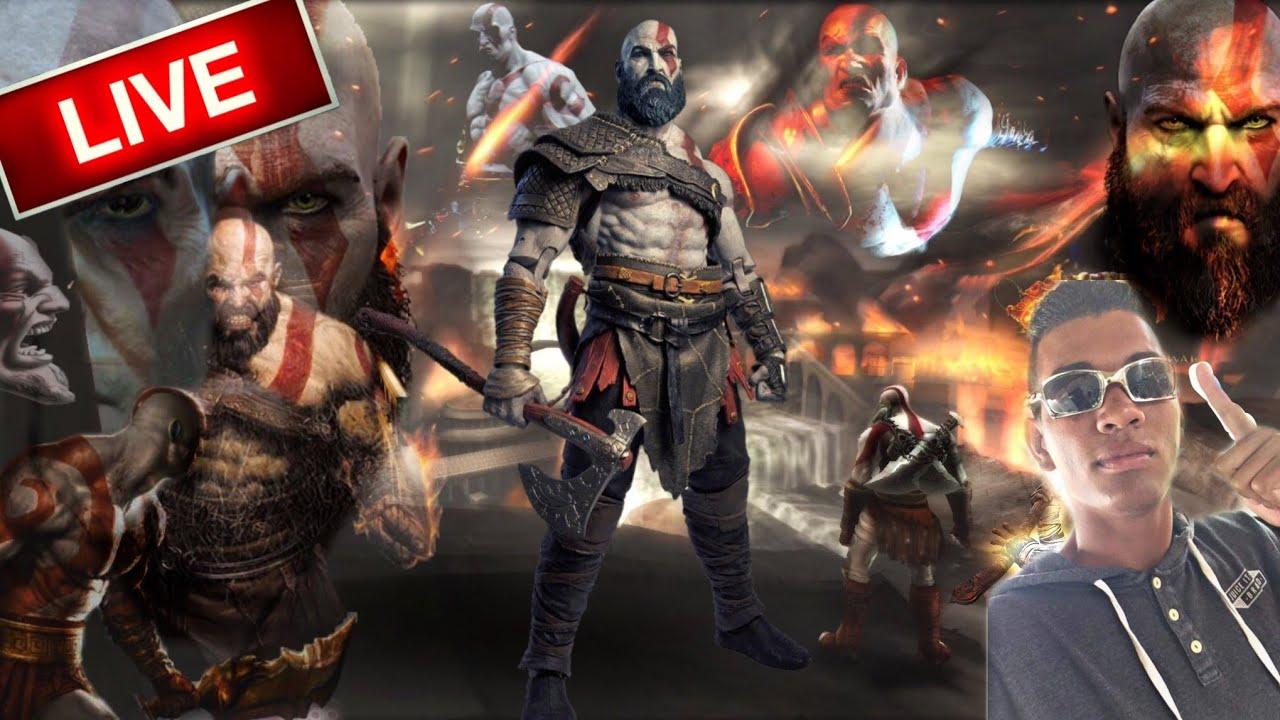 GOD OF WAR 4 - HISTORIA DO KLEITN O LOKO - PARTE 4
