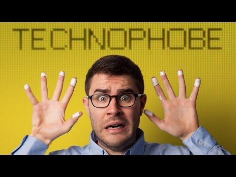 CYPRIEN - TECHNOPHOBE