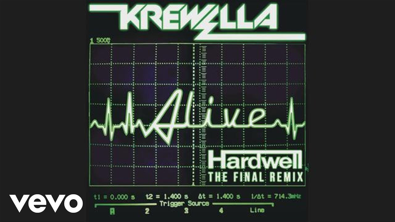 Krewella - Alive (Hardwell Remix Official Audio HD) - YouTube