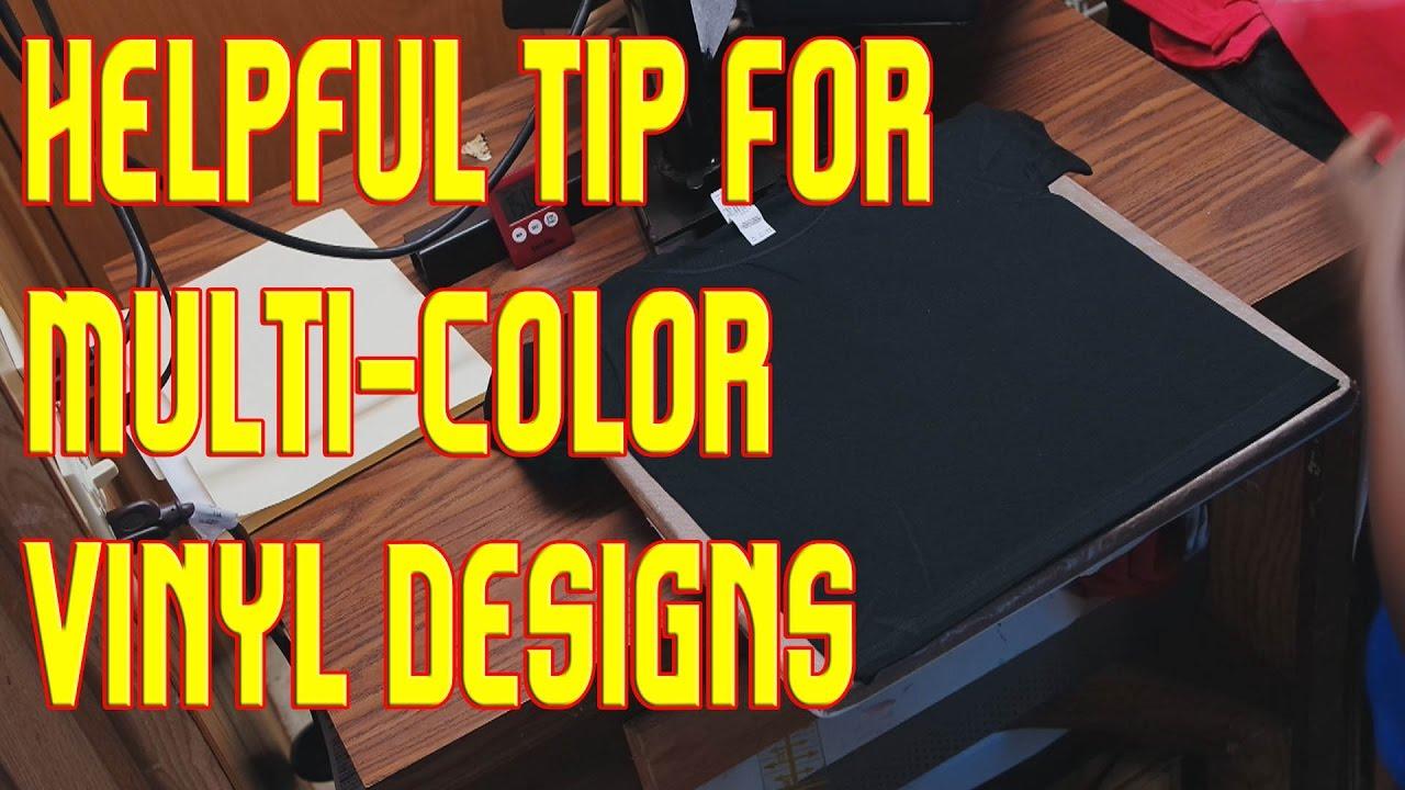 photo regarding Printable Tshirt Vinyl named How in direction of Print Multi-Colour Vinyl Options upon T-shirts
