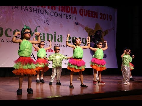One Two Three Four | Lungi Dance | Kids Dance Performance By Step2Step Dance Studio | Mohali